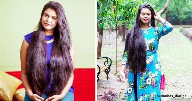 Segredos de beleza da Índia para que seu cabelo cresça mais rapidamente