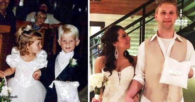 Casais comuns que conseguiram preservar seu amor por décadas