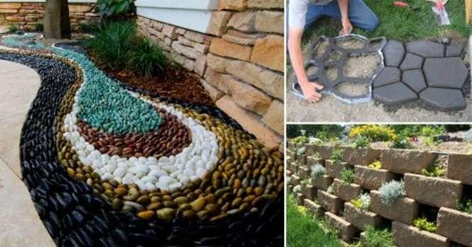 Ideias para embelezar seu jardim