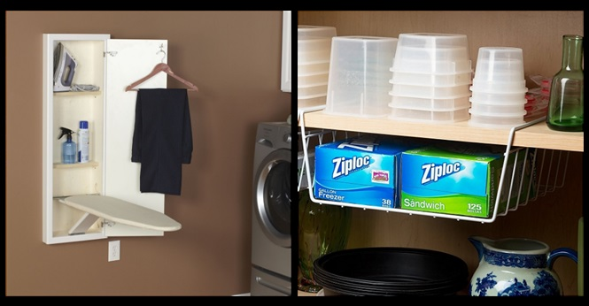 Coisas geniais para quem mora em um apartamento pequeno