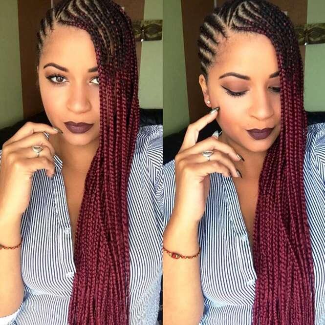 17 Negras Que Ficaram Simplesmente Lindas De Tran 231 As