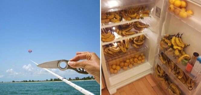 Estas são algumas das fotos mais estranhas que pessoas encontraram em seus telefones celulares