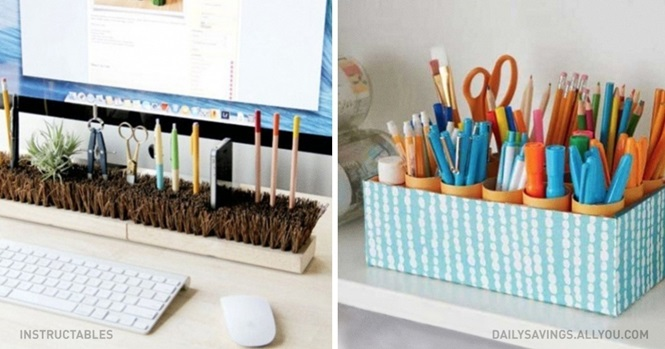 Formas simples de organizar seu ambiente de trabalho