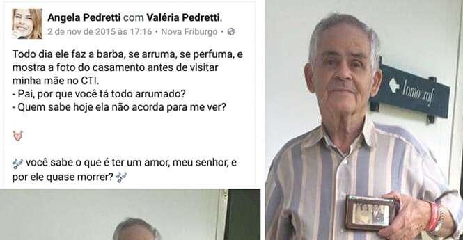 Este idoso é a prova de que devemos acreditar no amor diariamente