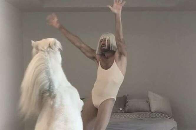 O vídeo deste homem dançando com seu pônei é tudo o que você precisa para se esquecer dos problemas por alguns instantes