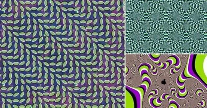 Ilusões de ótica que irão confundir seu cérebro