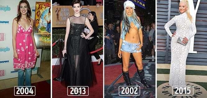Famosos que, assim como você, superaram a moda 2000