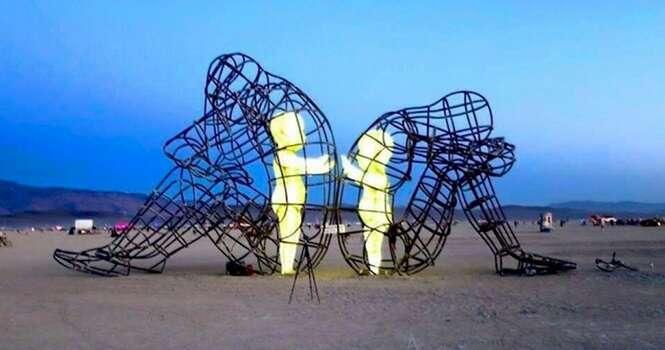 Esculturas pelas quais você vai se apaixonar