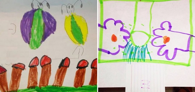 Desenhos infantis que você vai olhar com maldade