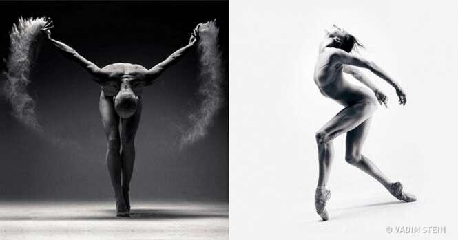 Usando dançarinos profissionais como modelos, fotógrafo cria imagens verdadeiramente fantásticas