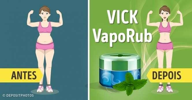 Usos do Vick VapoRub que você não conhecia