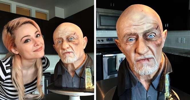 Esses bolos incrivelmente realistas vão te impressionar