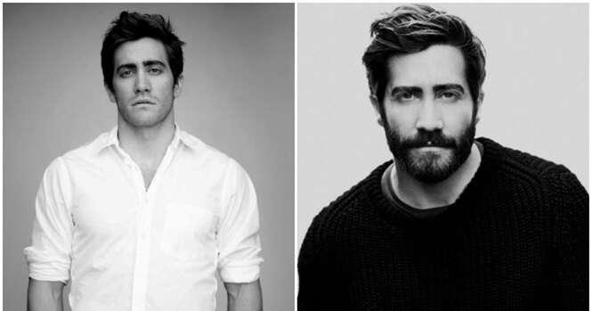Fotos de famosos provando que usar barba muda tudo