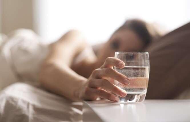 Isto foi o que aconteceu com uma mulher que bebeu água em jejum durante um mês
