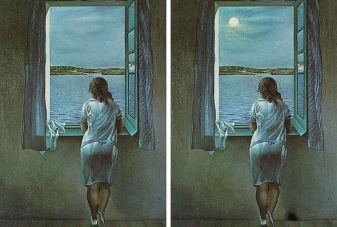 Só os gênios são capazes de encontrar todas as diferenças nestas 9 imagens