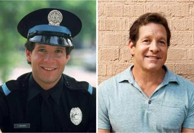 Como está o elenco de Loucademia de Polícia, 32 anos depois