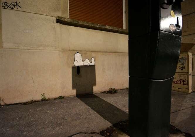 Interessantes fotos de rua perfeitamente cronometradas