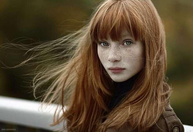 Free nude redhead amateurs