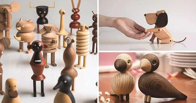 Objetos que você vai ficar na dúvida se são brinquedos ou itens de decoração