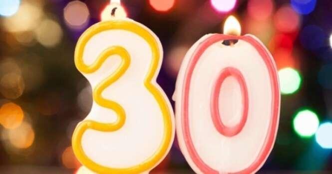 Razões pelas quais é melhor ter 30 anos de idade do que 20