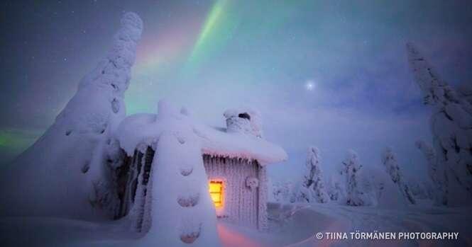 Fotos de tirar o fôlego mostrando o inverno ao redor do mundo