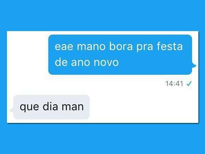 Conversas que fizeram brasileiros rirem gostoso esse ano