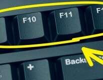 Saiba para que servem as teclas F1, F2, F3…