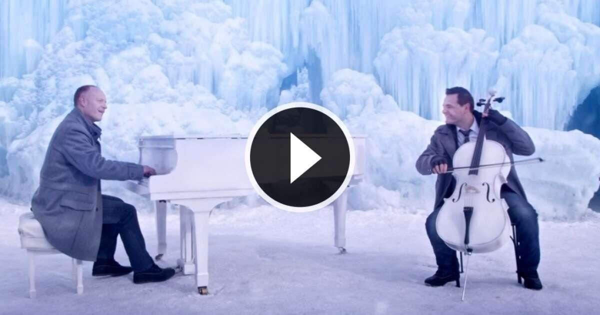 """Vídeo: você precisa ouvir essa mistura de """"Let It Go"""", de Frozen, com música clássica"""