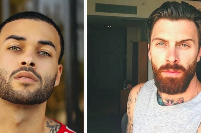 Fotos de homens maravilhosos com barba que vão te fazer pirar