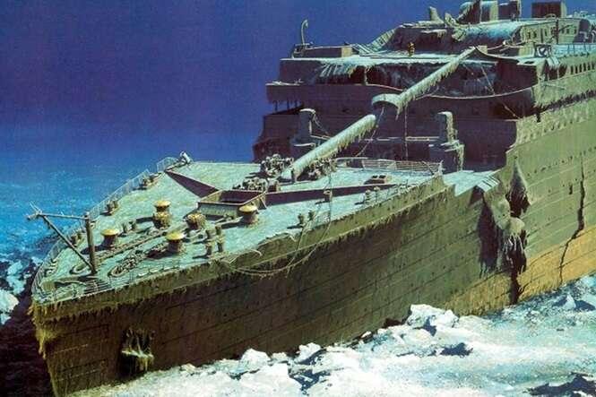 Coisas que afundaram com o Titanic e que você não fazia ideia