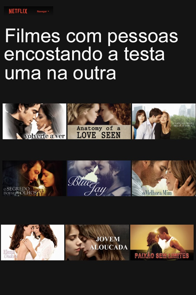 Categorias de filmes que deveriam existir