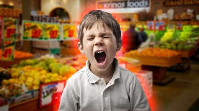 A melhor história que você já leu sobre como reagir a uma criança mal comportada
