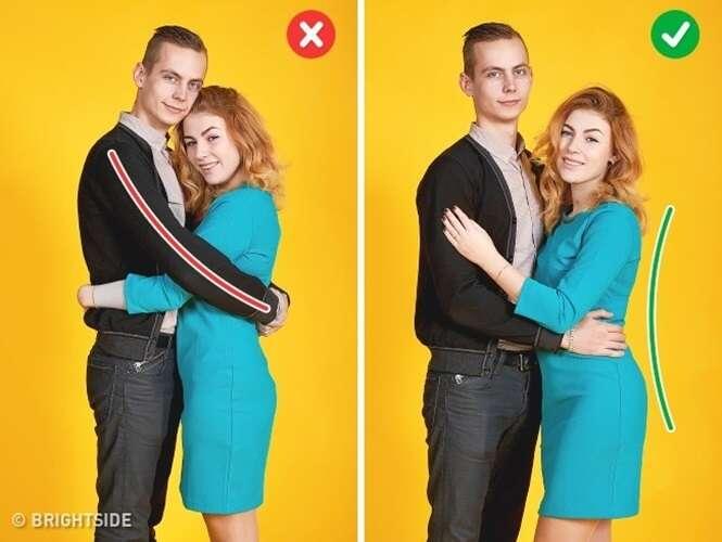 Truques para ajudar qualquer casal a se tornar tão fotogênico quanto estrelas de Hollywood