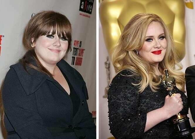 O antes e o depois de 15 celebridades