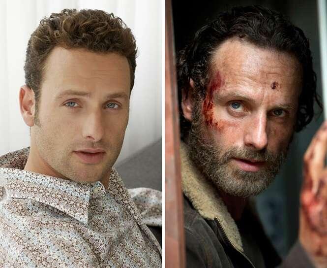 Fotos provando que os homens ficam bem melhor de barba