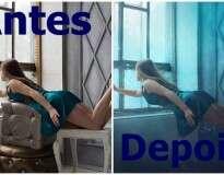 20 fotos antes e depois do Photoshop