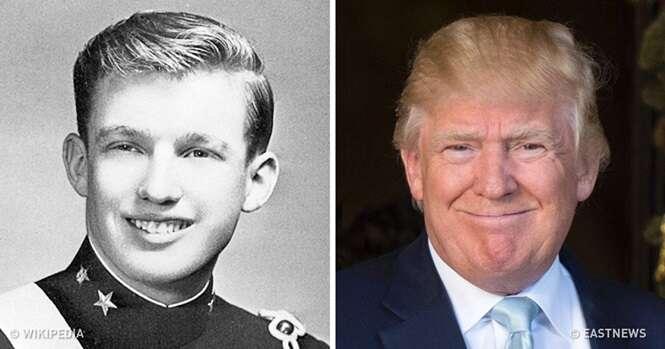 Fotos de pessoas famosas antes de se tornarem conhecidas no mundo todo