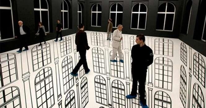 Ilusões de ótica surpreendentes para aqueles que gostam de mistérios
