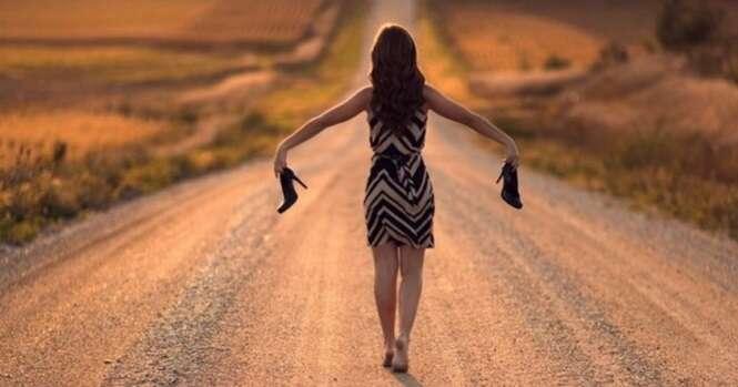Quando você deixa de esperar, sua vida muda completamente