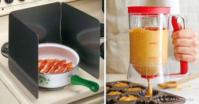 Objetos incríveis que não podem faltar na sua cozinha