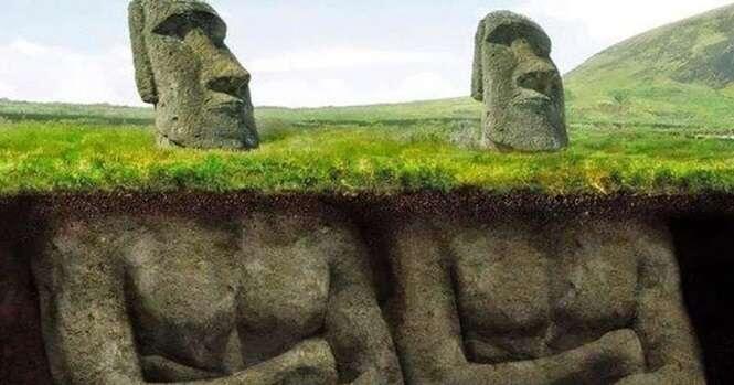 Monumentos históricos misteriosos