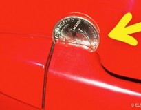 Isso é o que você deve fazer se encontrar uma moeda na porta do carro