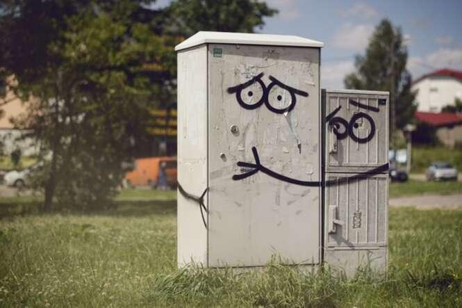 Artes de rua geniais fazendo do mundo um lugar mais divertido