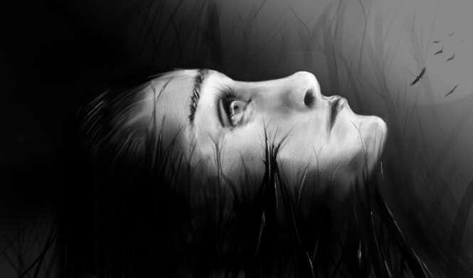 Imagens ilustrando a depressão que vão te causar incômodo