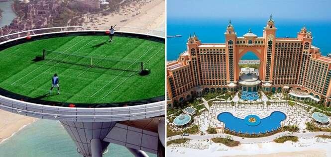 Coisas loucas que você encontra em Dubai