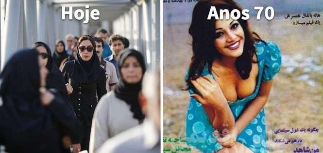 Essas 21 fotos revelam como as mulheres iranianas se vestiam na década de 1970