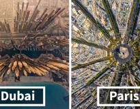 25 cidades do mundo de um jeito que você nunca viu antes