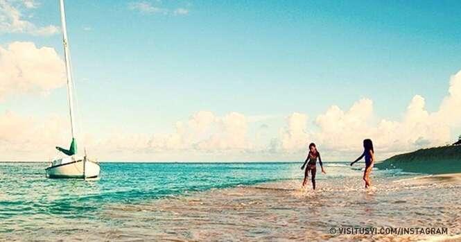 Todos os turistas que visitarem estas ilhas em 2017 receberão cerca de R$ 900 cada
