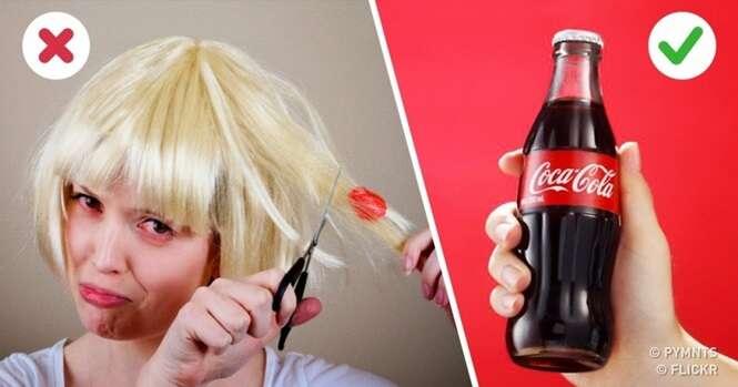Utilidades para a Coca-Cola que você provavelmente não conhecia