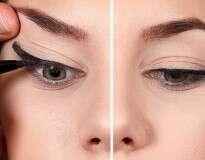 10 erros que cometemos ao delinear os olhos